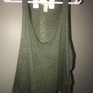 Forever 21 basic tops ( 4 different ones together)